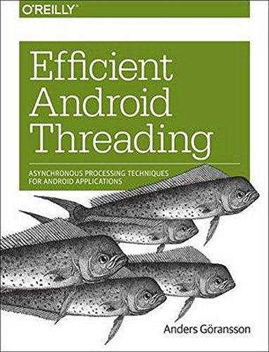 9781449364137: Efficient Android Threading: Asynchronous Processing Techniques for Android Applications