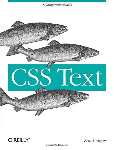9781449373740: CSS Text: Styling Your Words