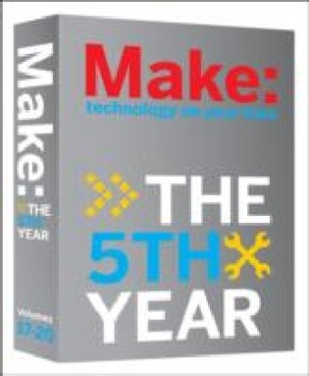 9781449379674: Make Magazine: The Fifth Year