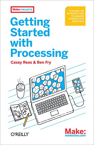 9781449379803: Make: Getting Started with Processing