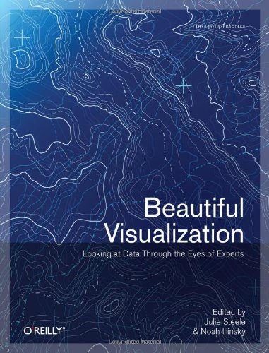 9781449379865: Beautiful Visualization: Looking at Data through the Eyes of Experts (Theory in Practice)