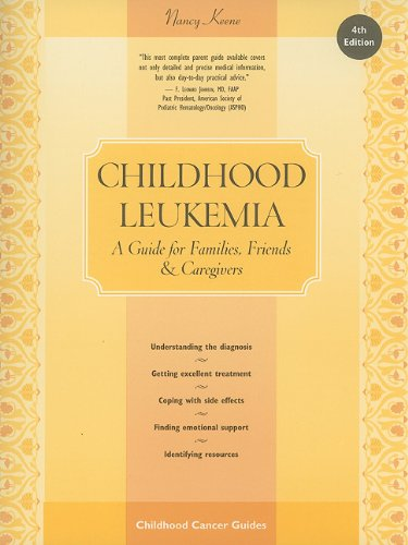 9781449380434: Childhood Leukemia (Patient Centered Guides)