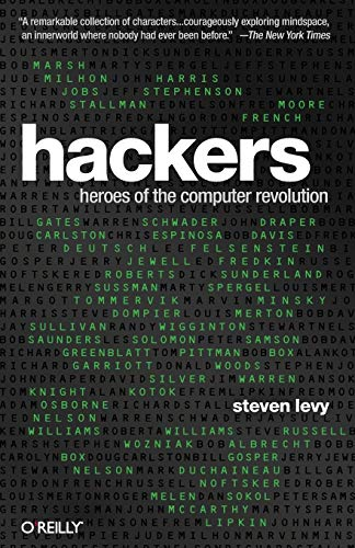 9781449388393: Hackers: Heroes of the Computer Revolution