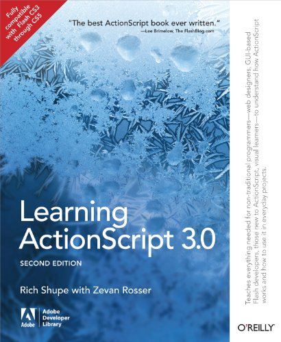 9781449390174: Learning ActionScript 3.0: A Beginner's Guide