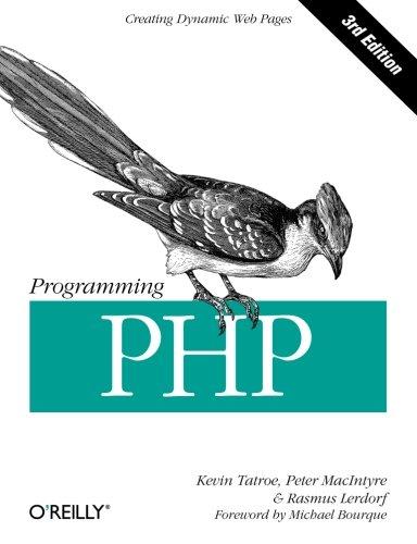 9781449392772: Programming PHP