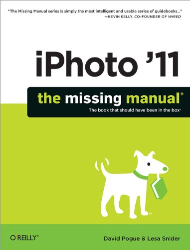 9781449393236: iPhoto '11: The Missing Manual (Missing Manuals)