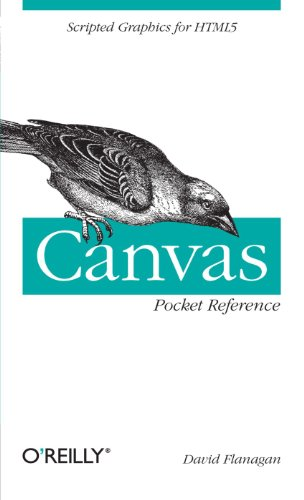 9781449396800: Canvas Pocket Reference: Scripted Graphics for HTML5 (Pocket Reference (O'Reilly))