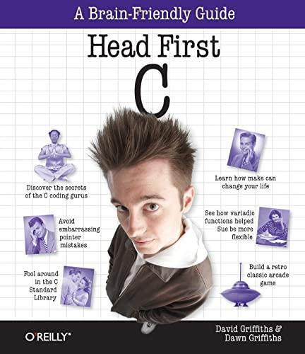 9781449399917: Head First C