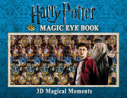 9781449401412: Harry Potter Magic Eye Book: 3D Magical Moments (Magic Eye Books)