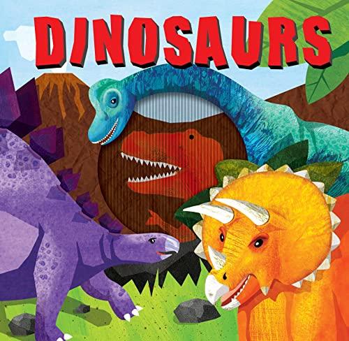 9781449401726: Dinosaurs: A Mini Animotion Book