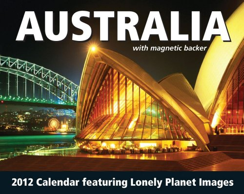 9781449403690: Australia Featuring Lonely Planet Images: 2012 Mini Day-To-Day Calendar