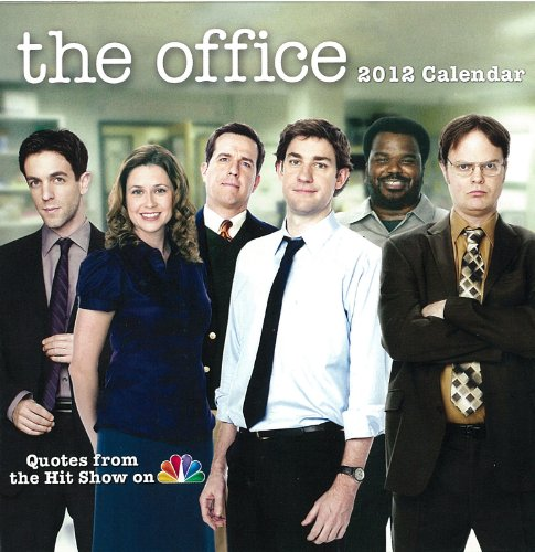9781449404376: The Office: 2012 Day-to-Day Calendar