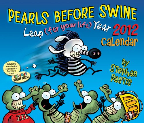 9781449404482: Pearls Before Swine: 2012 Day-to-Day Calendar
