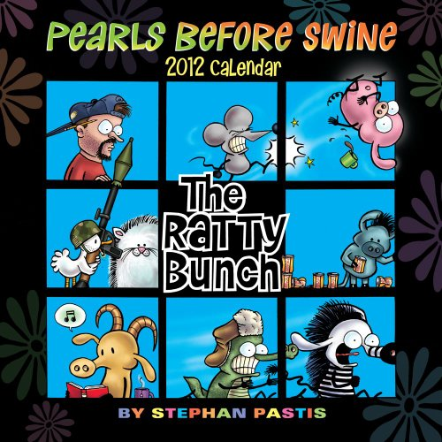 Pearls Before Swine: 2012 Wall Calendar (1449404499) by Pastis, Stephan