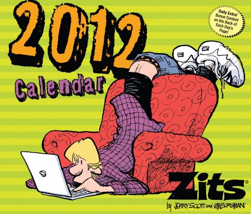 9781449404963: Zits: 2012 Day-to-Day Calendar