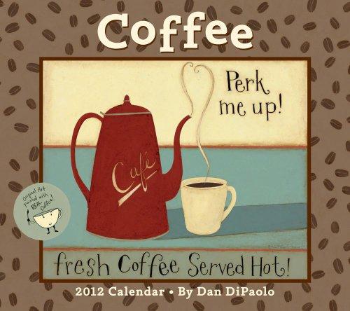 9781449405021: Coffee: 2012 Wall Calendar