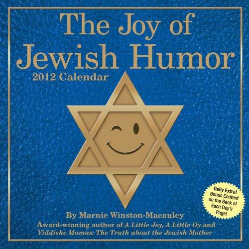 Joy of Jewish Humor: 2012 Day-to-Day Calendar: Winston-Macauley, Marnie