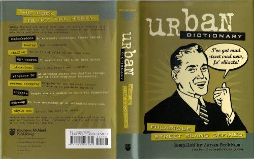 9781449407261: Urban Dictionary: Fularious Street Slang Defined
