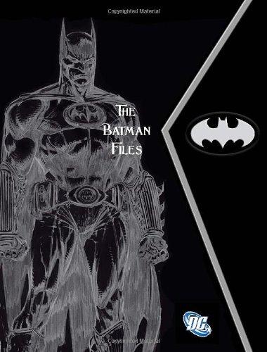 9781449408220: BATMAN FILES DLX HC