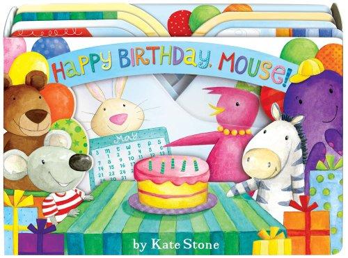 9781449408381: Happy Birthday, Mouse!