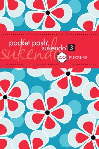 9781449410001: Pocket Posh Sukendo 3: 100 Puzzles
