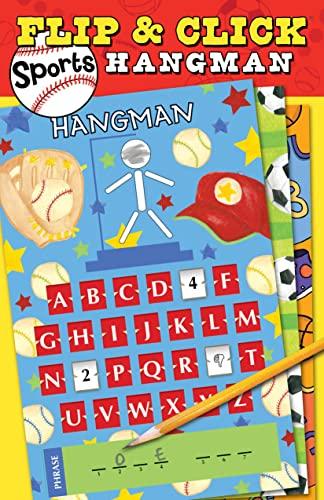 9781449411022: Flip & Click Sports Hangman