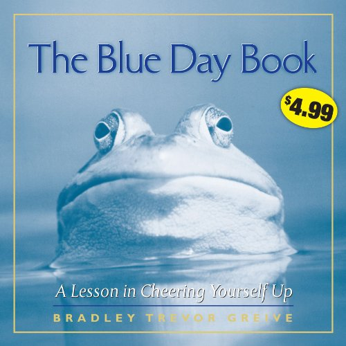 9781449414047: The Blue Day Book: A Lesson in Cheering Yourself Up