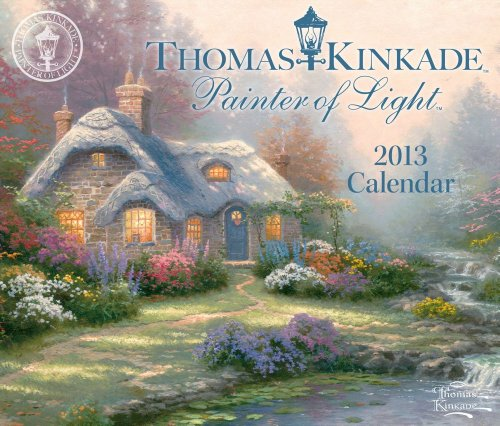 Thomas Kinkade Painter of Light 2013 Day-to-Day Calendar: Kinkade, Thomas