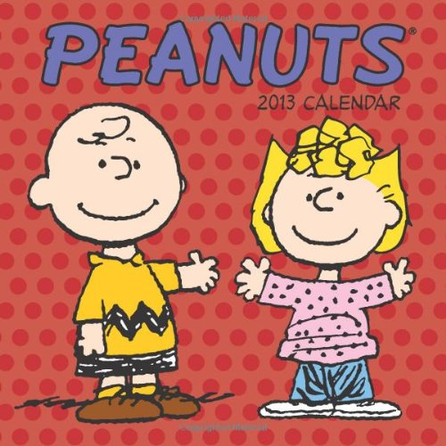 Peanuts 2013 Mini Wall Calendar: LLC, Peanuts Worldwide