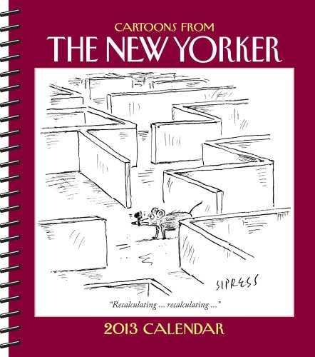 9781449417192: New Yorker, Cartoons from the 2013 Desk Diary