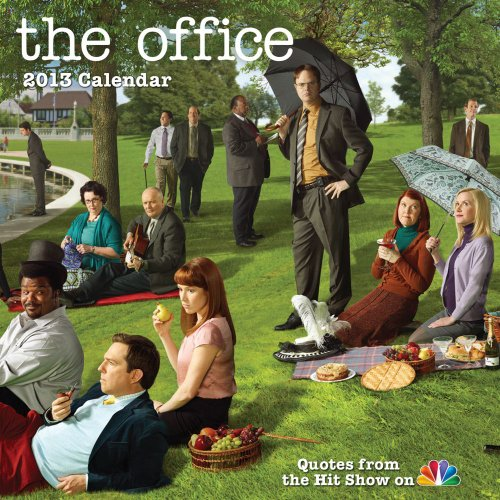 NBCs The Office 2013 Day-to-Day Calendar: Quotes from the Hit Show: NBC Universal