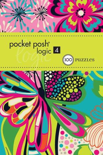 9781449418267: Pocket Posh Logic 4: 100 Puzzles