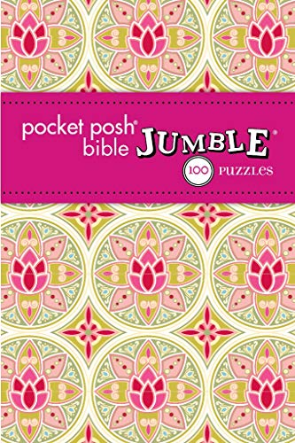 Pocket Posh Bible Jumble: 100 Puzzles: The Puzzle Society