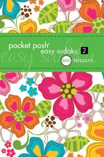 9781449421786: Pocket Posh Easy Sudoku 2: 100 Puzzles