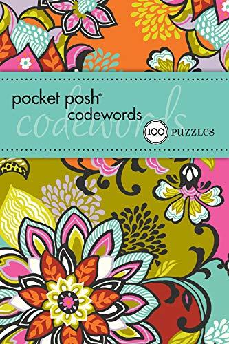 9781449427245: Pocket Posh Codewords 3: 100 Puzzles