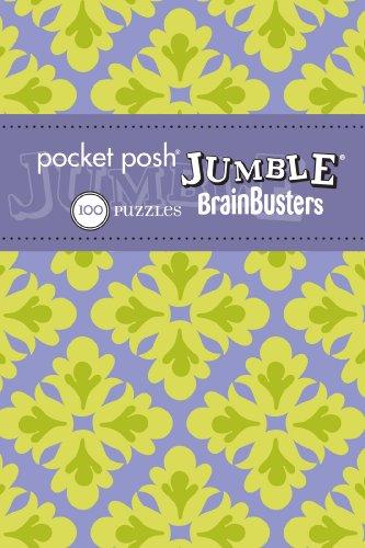 9781449427429: Pocket Posh Jumble BrainBusters 2: 100 Puzzles