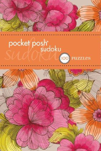 9781449427436: Pocket Posh Sudoku 16: 100 Puzzles