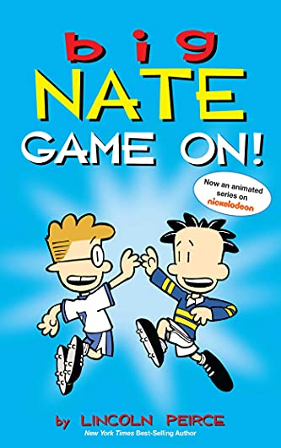 9781449427771: Big Nate: Game On!