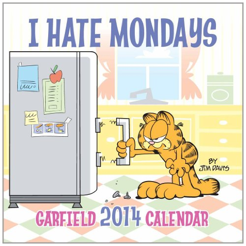 9781449430436: Garfield 2014 Wall Calendar