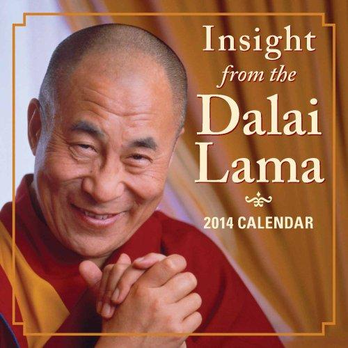 9781449430467: Insight from the Dalai Lama 2014 Box