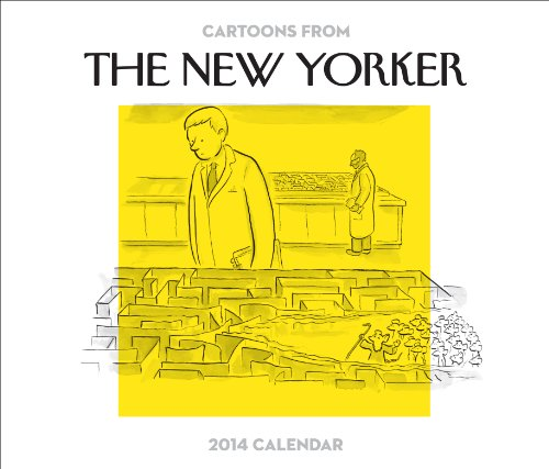 9781449430665: Cartoons from The New Yorker 2014 Day-to-Day Calendar