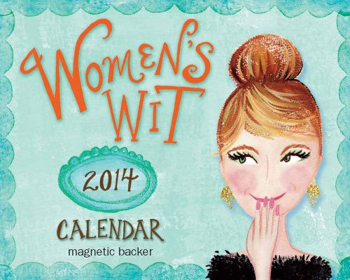 Women's Wit 2014 Mini Day-to-Day Calendar: Andrews McMeel Publishing, LLC