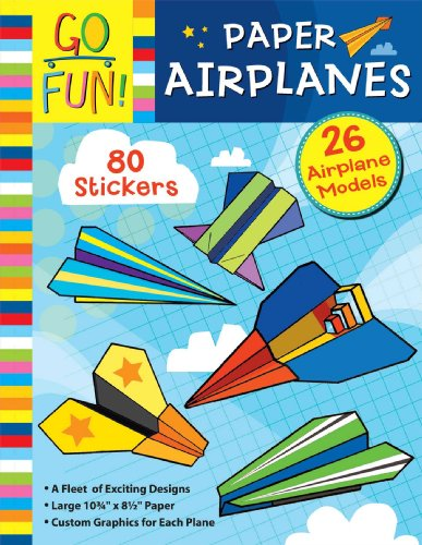 9781449431754: Go Fun! Paper Airplanes