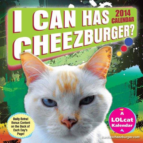 9781449433086: I Can Has Cheezburger? 2014 Box