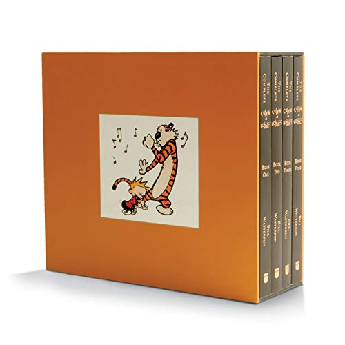 9781449433253: The Complete Calvin and Hobbes [BOX SET]