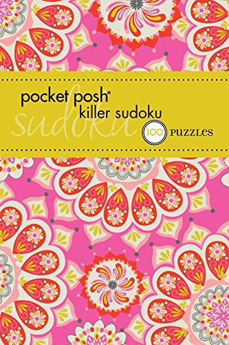 9781449433758: Pocket Posh Killer Sudoku 2: 100 Puzzles