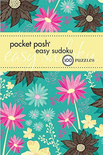 9781449433888: Pocket Posh Easy Sudoku 3: 100 Puzzles