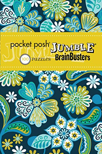 Pocket Posh: Jumble Brainbusters 3: 100 Puzzles