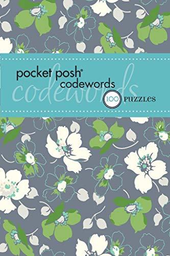 9781449434069: Pocket Posh Codewords 4: 100 Puzzles