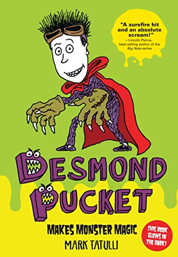 9781449435486: Desmond Pucket Makes Monster Magic